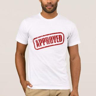 公認のスタンプ Tシャツ