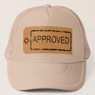 公認の帽子 キャップ