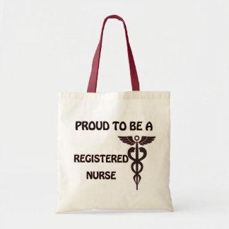 公認看護師があること誇りを持った トートバッグ