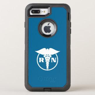 公認看護師のデザイン オッターボックスディフェンダーiPhone 8 PLUS/7 PLUSケース