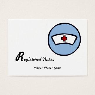 公認看護師 名刺
