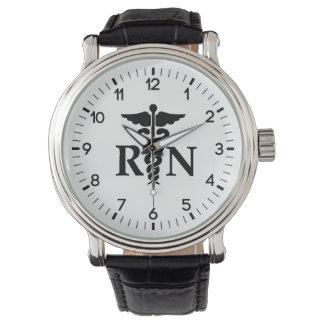 公認看護師 腕時計