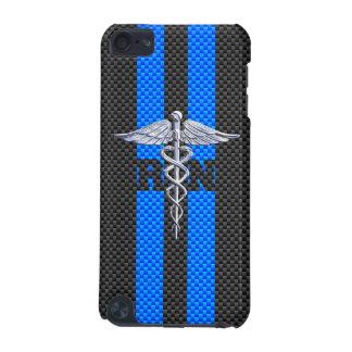 公認看護師RNの銀製のケリュケイオン iPod TOUCH 5G ケース