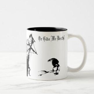 公開した海のコーヒー・マグ ツートーンマグカップ