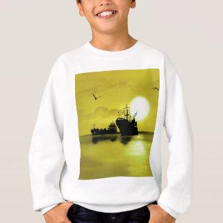 公開した海 スウェットシャツ