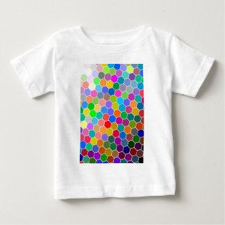 六角形の小石 ベビーTシャツ