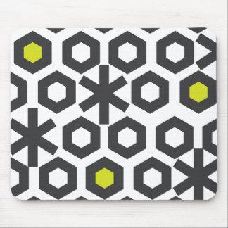 六角形パターンマウスパッド マウスパッド