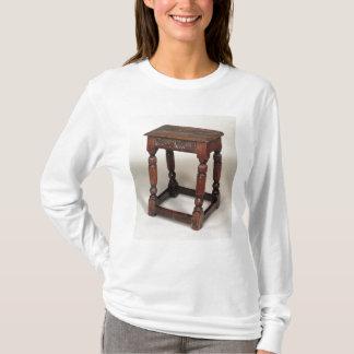 共同腰掛け Tシャツ