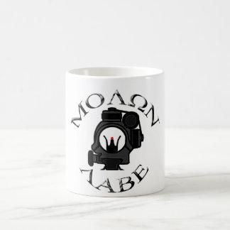 共同証人の視力かmolonのlabe コーヒーマグカップ