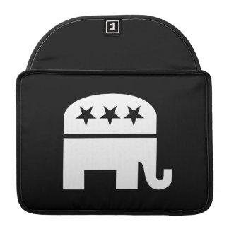 共和党のピクトグラムのMacBookのプロ袖 MacBook Proスリーブ