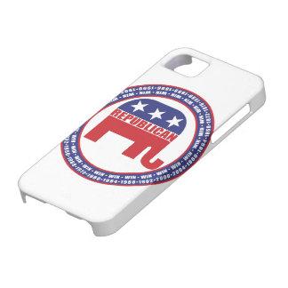 共和党の勝利年 iPhone SE/5/5s ケース