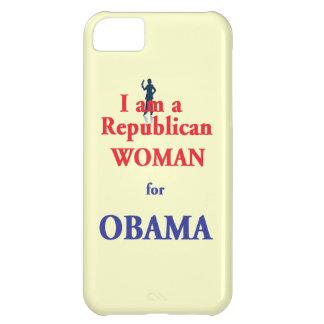 共和党の女性 iPhone5Cケース