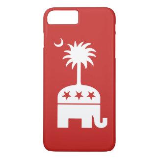共和党のiPhoneの場合 iPhone 8 Plus/7 Plusケース