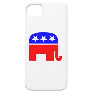 共和党のiPhone 5の場合 iPhone SE/5/5s ケース