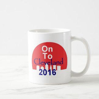 共和党員の2016年の大会 コーヒーマグカップ