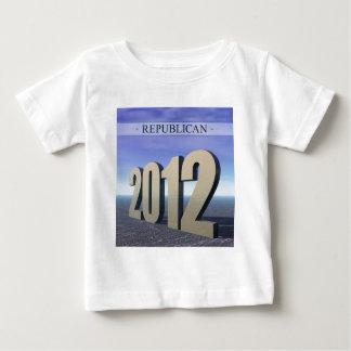 共和党員2012年 ベビーTシャツ