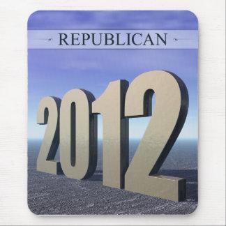 共和党員2012年 マウスパッド
