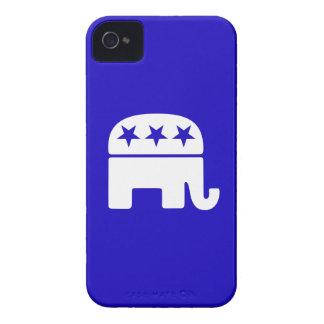 共和党象のiphone 4ケース Case-Mate iPhone 4 ケース