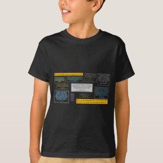 共和国か民主主義 Tシャツ