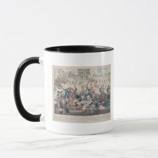 共和国の基礎、第10威厳があるな1792年 マグカップ