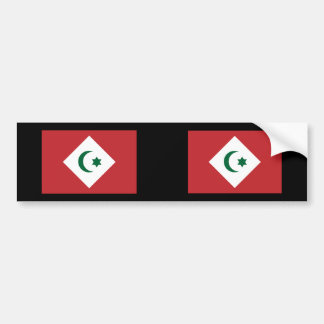 共和国Rif、モロッコ バンパーステッカー