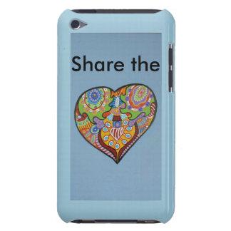 共有愛 Case-Mate iPod TOUCH ケース