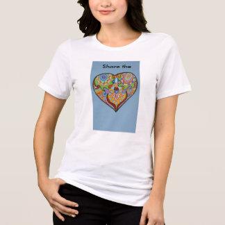 共有愛 Tシャツ