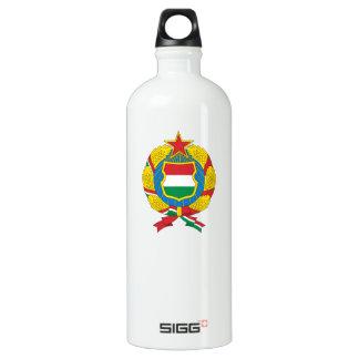 共産主義のハンガリーの紋章付き外衣 ウォーターボトル