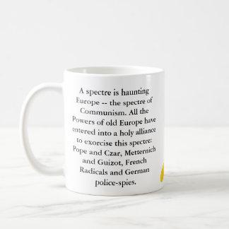 共産主義の声明のマグ コーヒーマグカップ