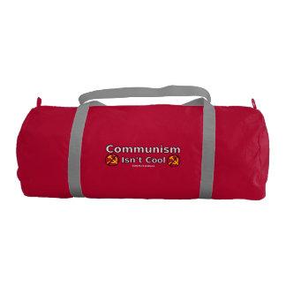 共産主義はクールではないダッフルバッグではないです ジムバッグ