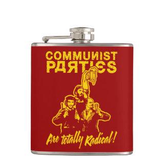 共産党 フラスク