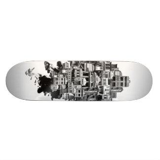 共用宇宙: 店家 19.7CM スケートボードデッキ