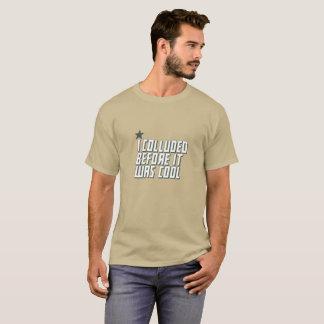 共謀のティー Tシャツ