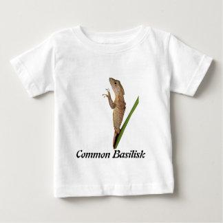 共通のバジリスク ベビーTシャツ