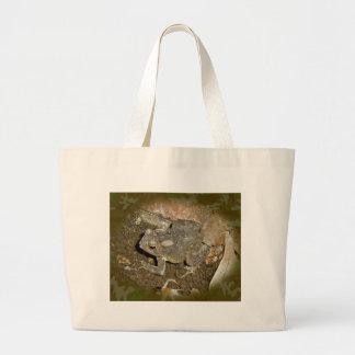 共通のヒキガエルの調整項目 ラージトートバッグ