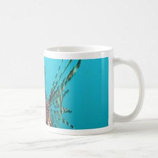 共通のミノカサゴの自由の平和および喜び コーヒーマグカップ