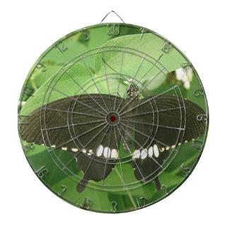 共通のモルモンの蝶投げ矢板 ダーツボード