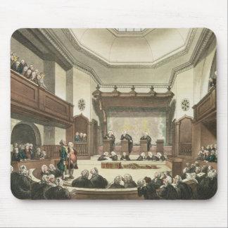 共通の嘆願の裁判所、ウエストミンスターホール マウスパッド