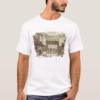 共通の嘆願の裁判所、ウエストミンスターホール Tシャツ