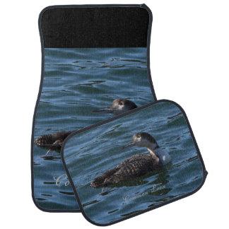 共通の水潜り鳥のカーマット カーマット