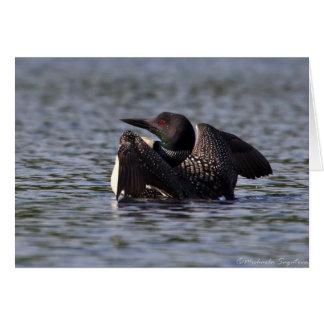 共通の水潜り鳥 カード