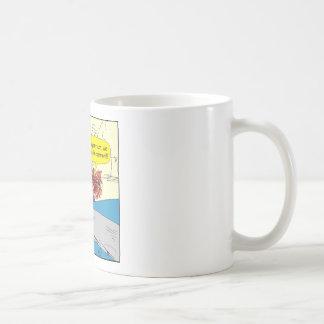 共通の漫画の614車 コーヒーマグカップ