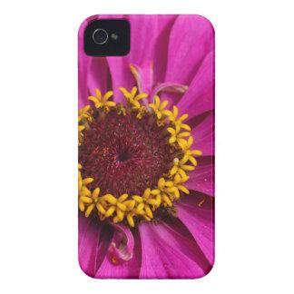 共通の《植物》百日草(《植物》百日草のelegans) Case-Mate iPhone 4 ケース