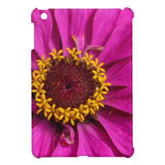 共通の《植物》百日草(《植物》百日草のelegans) iPad mini カバー