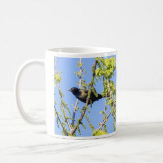 共通のGrackle コーヒーマグカップ