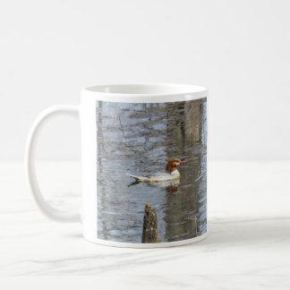 共通のMerganser コーヒーマグカップ