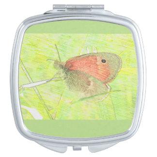 共通のRingletの蝶引くコンパクト