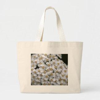共通yarrow (Achilleaのmillefolium) ラージトートバッグ