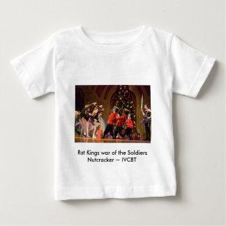兵士のラット王戦争 ベビーTシャツ