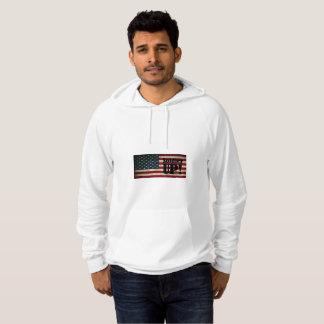 兵士! カリフォルニアフリースのフード付きスウェットシャツ パーカ
